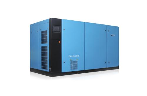 两级压缩永磁变频螺杆空气压缩机(DM系列)