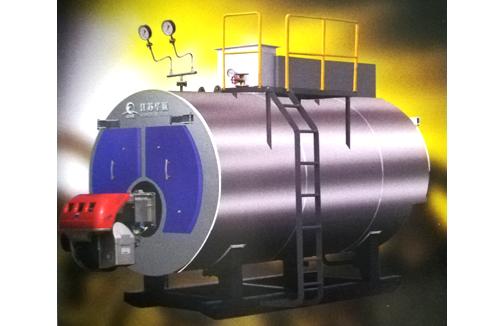 WNS系列燃油(气)卧式承压热水锅炉