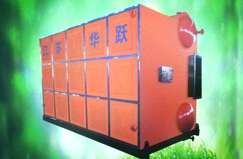 SZS系列全自动燃油(气)锅炉
