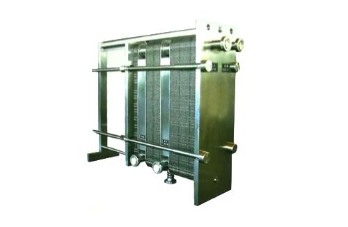 多段式不锈钢换热器