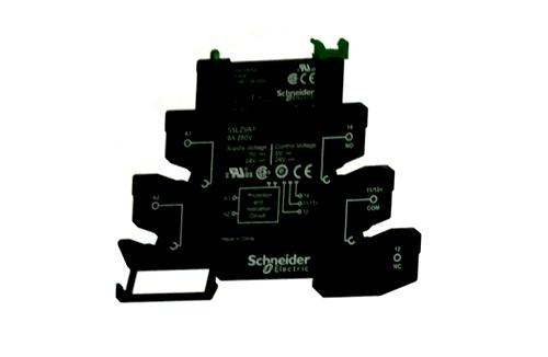 Zelio Relay固态继电器